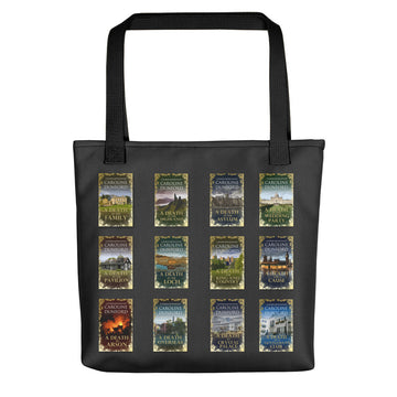 Euphemia Martins Mysteries Tote bag