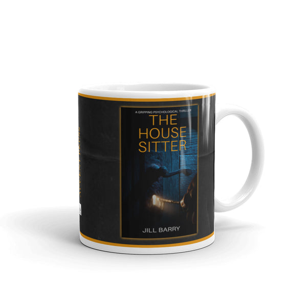 The House Sitter by Jill Barry Mug