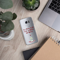 Our Book Club Reads Between The Wines - Samsung Phone Case