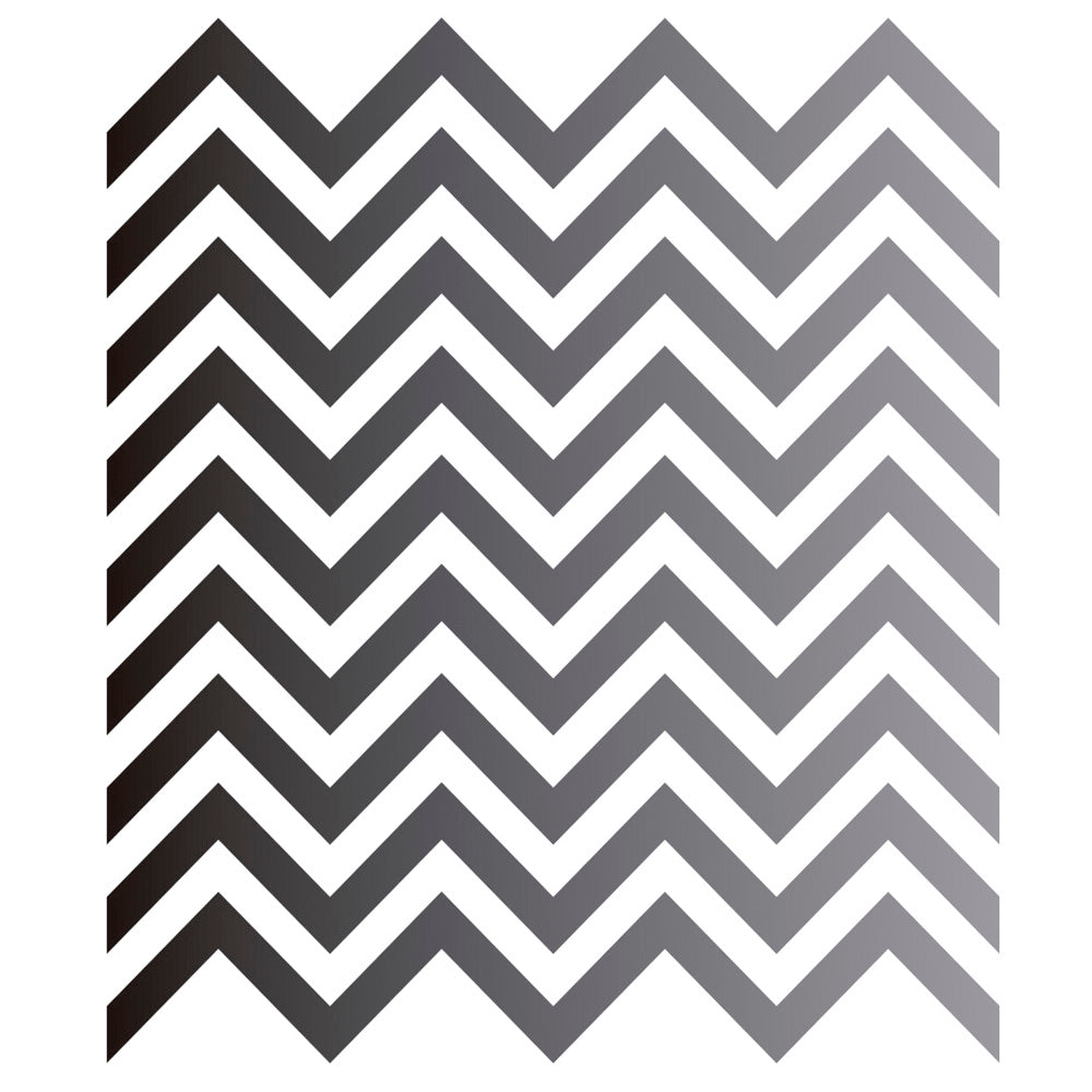 Stencil OPA 20x25 1244 Estamparia Chevron