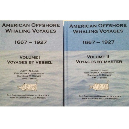 American Offshore Whaling Voyages