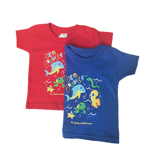 Kids Sea Buddies NBWM T-Shirt