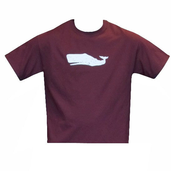 2016 Kids White Whale T-Shirt