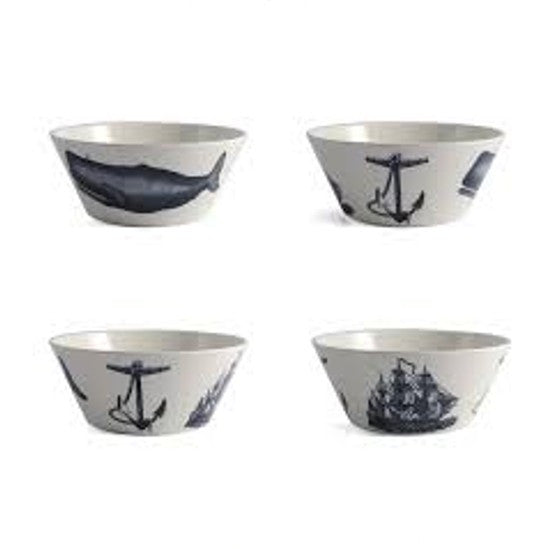 Scrimshaw Small Bowl