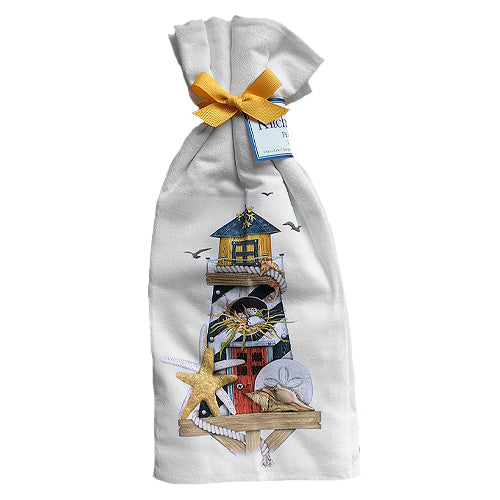 Lighthouse Towel Set