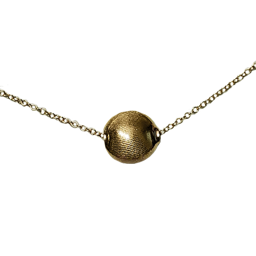 enewton Honesty Gold Bead Necklace