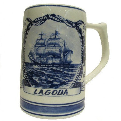 NBWM Exclusive Delftware Lagoda Stein