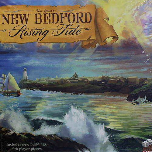 New Bedford: Rising Tide Expansion Pack