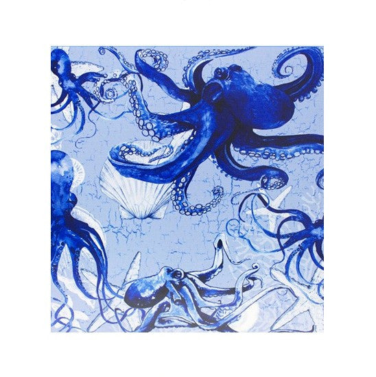 Octopus LED Wall Plaque