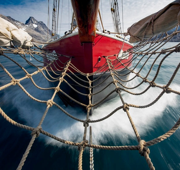 "May 12 Sailors' Series Lecture - ""Yachting in Greenland"" With Photographer Onne van der Wal"