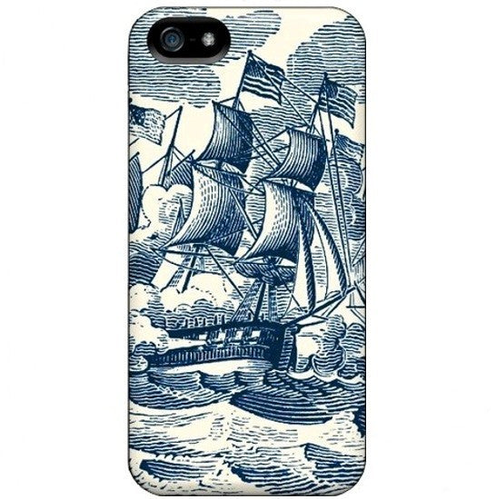 Vintage Ship iPhone Case