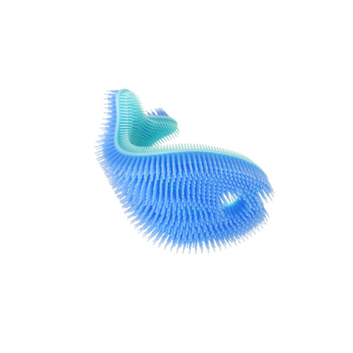 Fish Silicone Bath Scrub