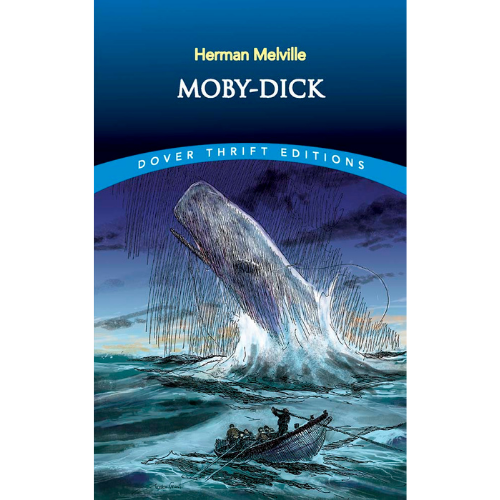 Moby Dick - Dover Thrift Editions