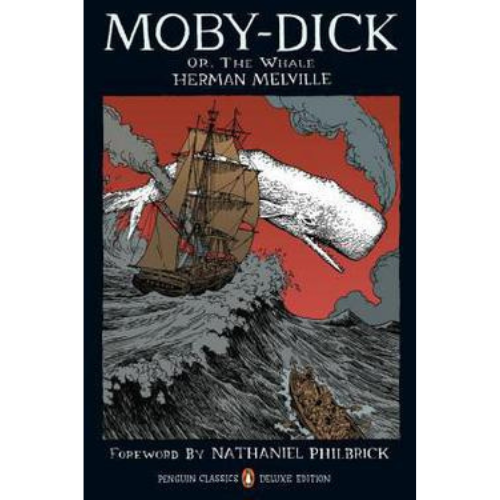 Moby Dick, or The Whale - Penguin Classics Deluxe Edition