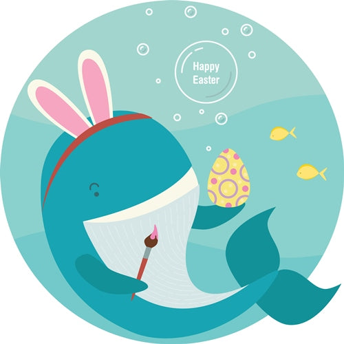 Whales & Cotton Tales: Easter Egg Hunt & Story Hour