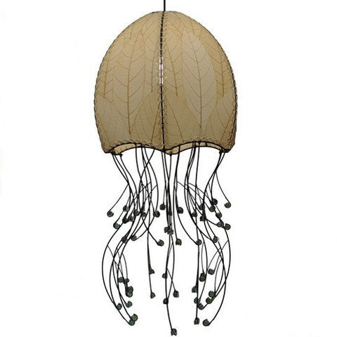 Eangee Jellyfish Natural Chandelier