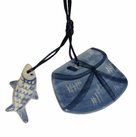 Dedham Tackle Box Ornament
