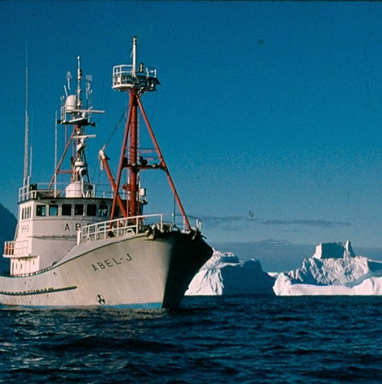 March 21, Sailors' Series Lecture - The Research Vessel Abel-J