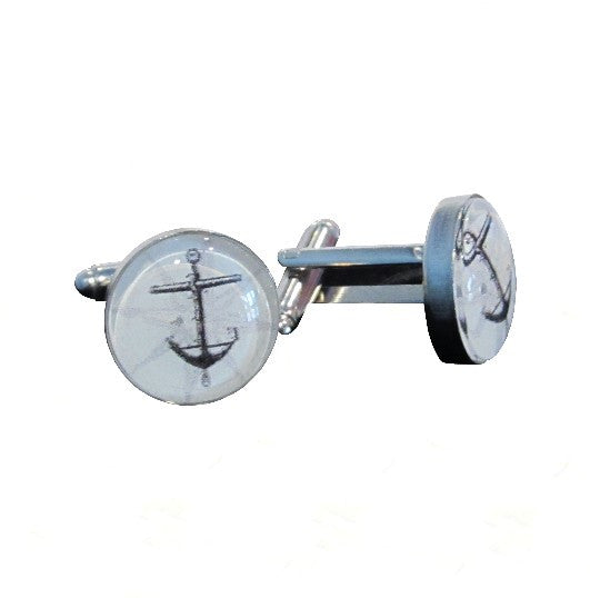 Anchor Cuff Links
