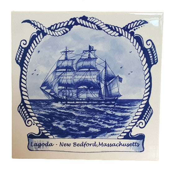 NBWM Exclusive Delftware Lagoda Tile