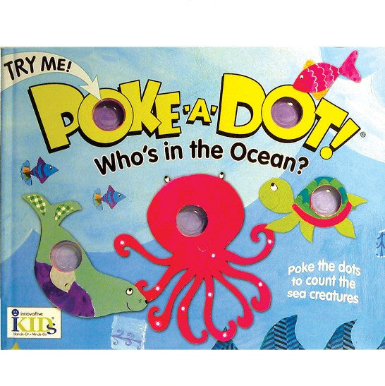 Poke-A-Dot, Who's in The Ocean