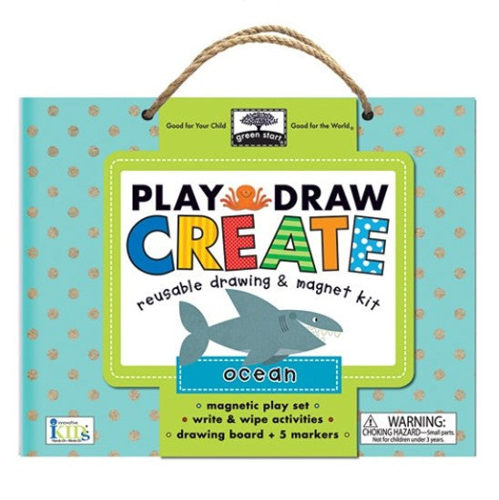Play, Draw, Create, Magnetic Play Set