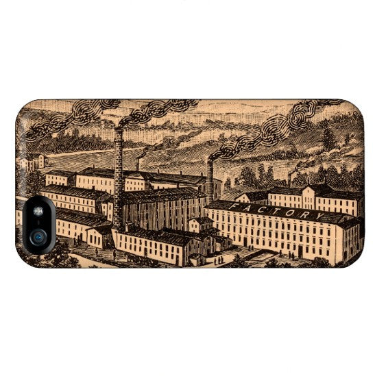Factory Mill iPhone Case