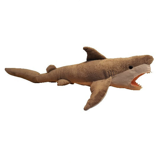 Great White Shark Stuffed Animal The White Whale At The New