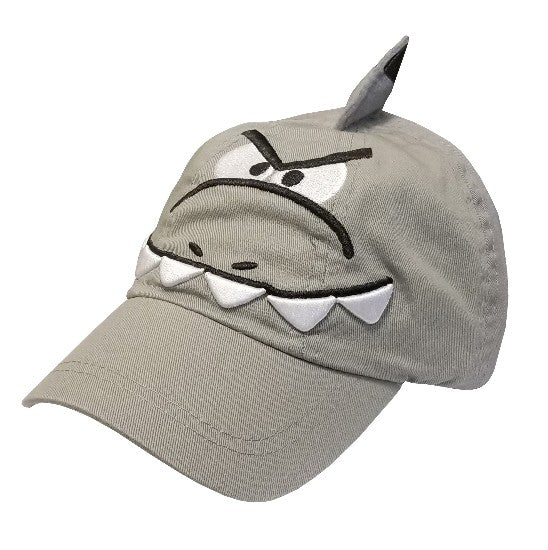 Youth Shark Ball Cap – The White Whale at the New Bedford Whaling Museum a6ec2053c39