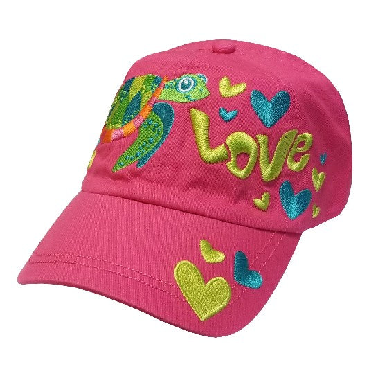 Youth Turtle Ball Cap