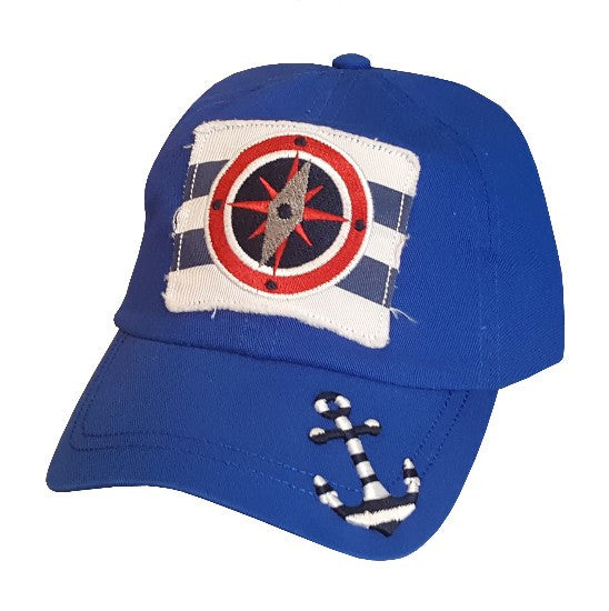 Youth NBWM Ball Cap, Compass Rose