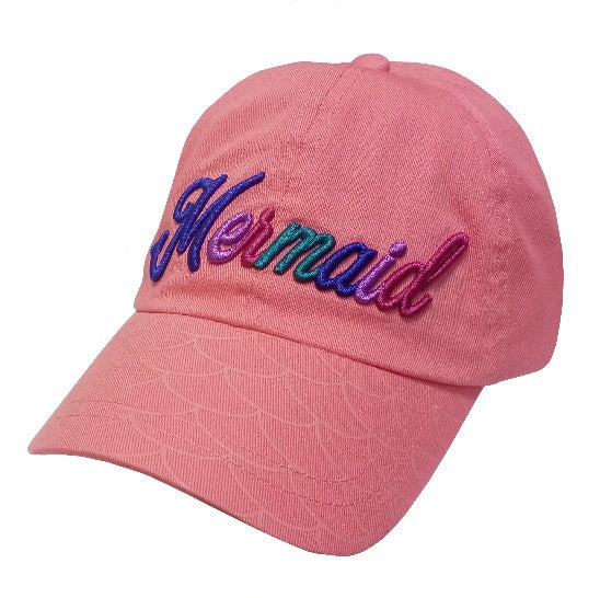 Youth Mermaid Ball Cap