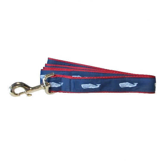 White Whale Dog Leash