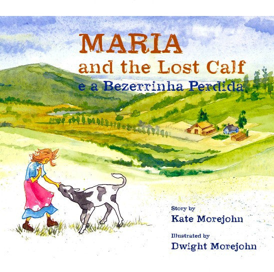 Maria and the Lost Calf