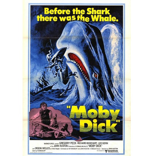 RSVP: 1956 Moby-Dick Screening