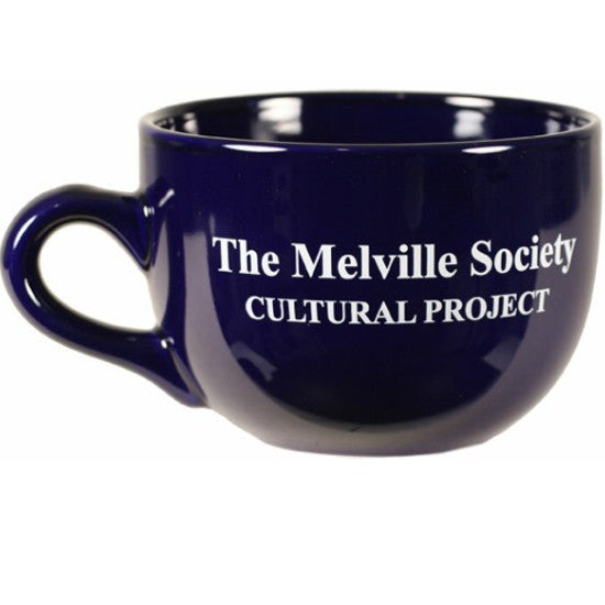 The Melville Society Latte Mug