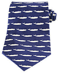 The Melville Society Tie