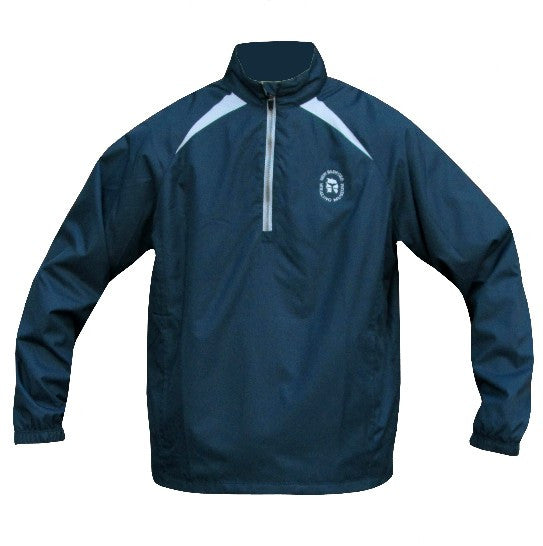 Mens 1/2 Zip Pullover Jacket