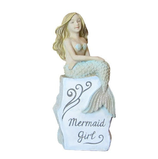 Small Mermaid Statue