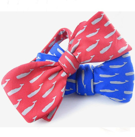 Moby-Dick Bow Tie