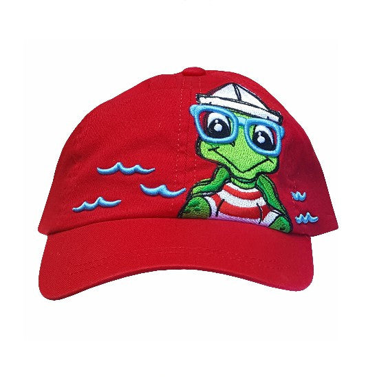 Toddler's NBWM Ball Cap, Turtle