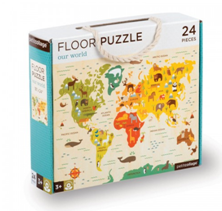 Our World 24pc Puzzle