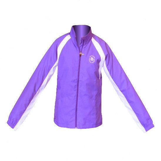 NBWM Exclusive Kate Lord Full Zipper Windbreaker