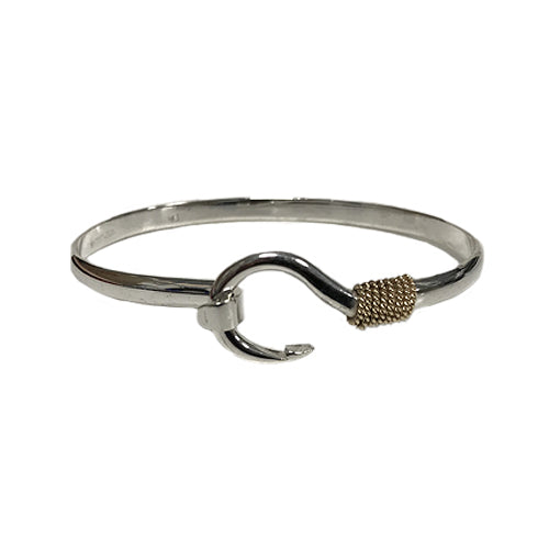 Fish Hook Bangle