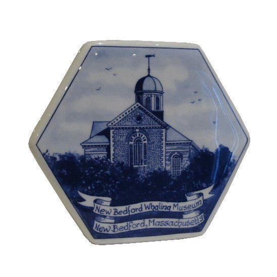 NBWM Exclusive Delftware Hexagon Box