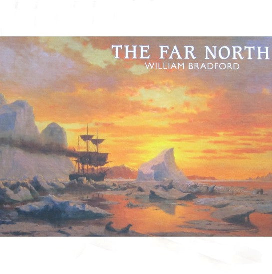 The Far North, William Bradford Note Cards