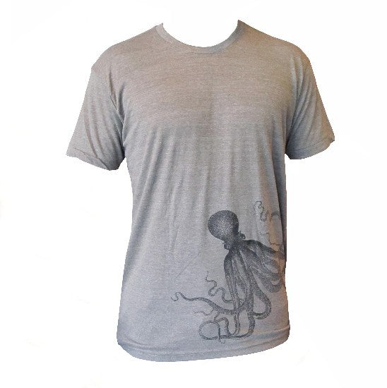 Octopus T-Shirt, Mens
