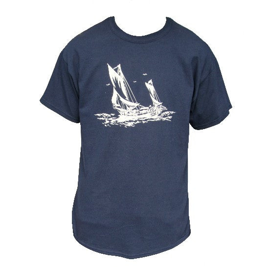 Joshua Slocum T-shirt – The White Whale at the New Bedford ...