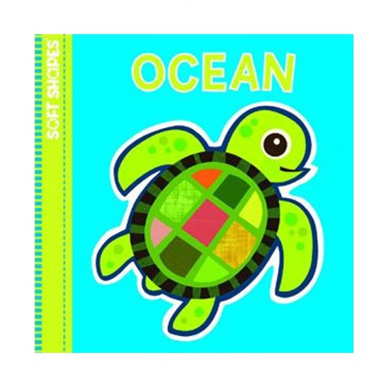 Ocean, Soft Shapes Book