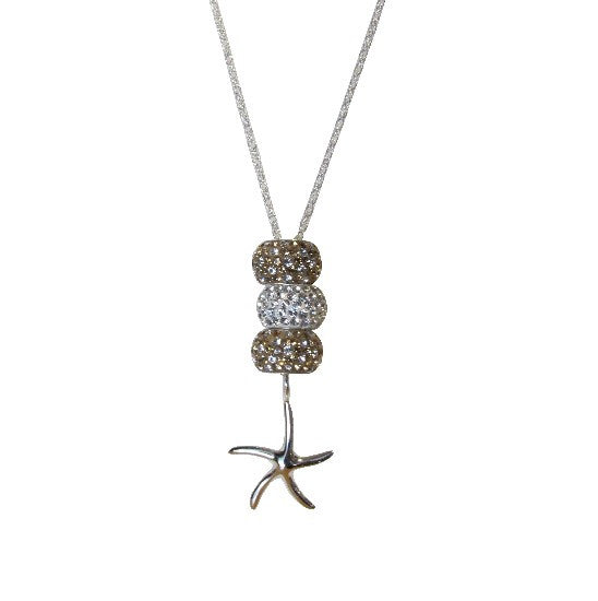 Starfish Sparkle Necklace